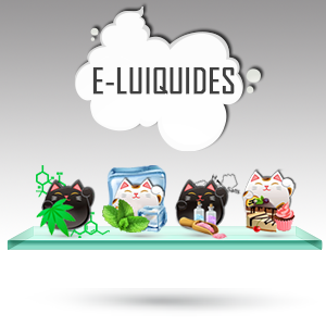 Saveurs e-liquides