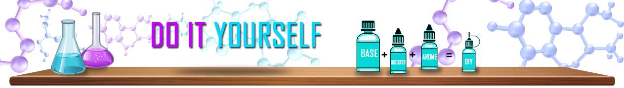 do it your self ELIQUIDES samourai steam