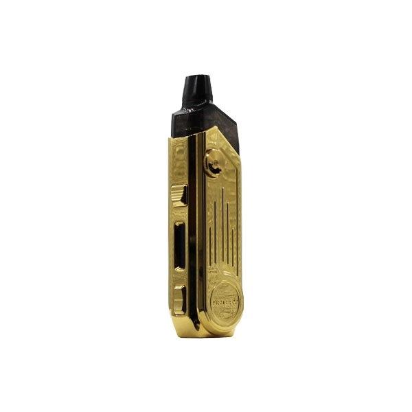 cold steell ak 47 gold -artery cigarette pod samourai steam